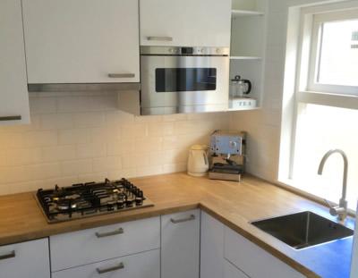 Moderne, luxuriöse Küche
